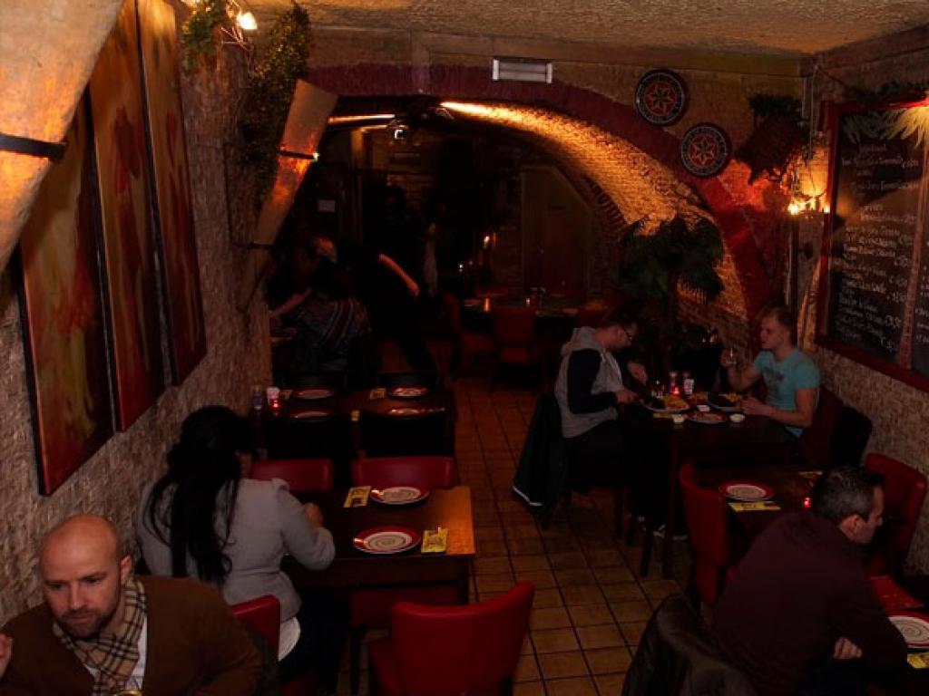 Spaans restaurant La Puerta Arnhem