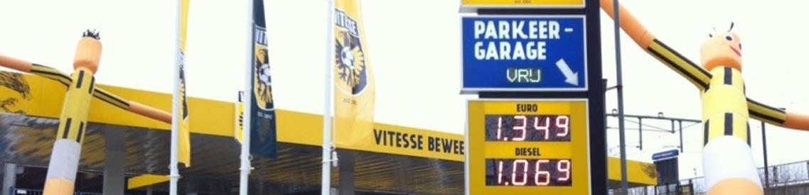 Parkeergarage Velperpoort