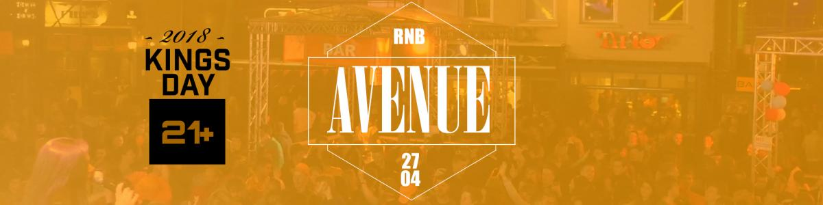 Rnb Avenue x Kingsday 2018